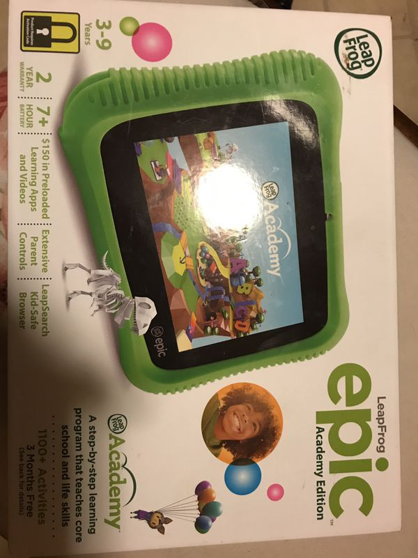 Leap frog epic academy edition for Sale in Lodi, CA - OfferUp