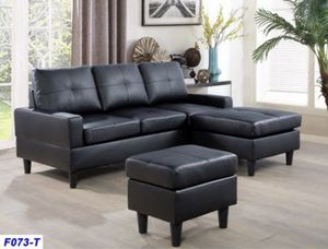 Incredible New And Used Black Sectional For Sale In Greensboro Nc Onthecornerstone Fun Painted Chair Ideas Images Onthecornerstoneorg