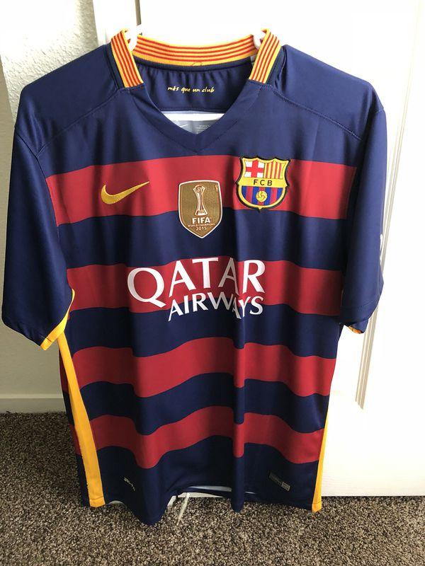 ffe03c7f1f5 Barcelona Jersey Men for Sale in Hanford