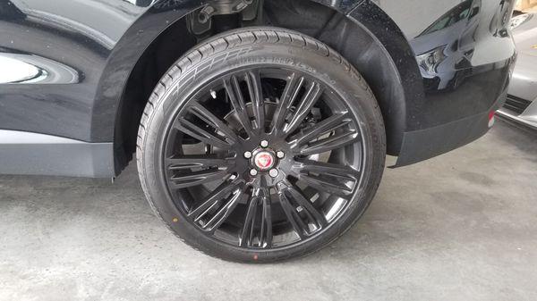 "New 22"" Jaguar F-Pace Range Rover Velar First Edition ..."