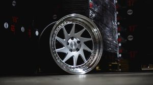 Esr wheels fit: 5x114, 5x120, 5x112, no credit check / only $50 down payment for Sale in Chicago, IL