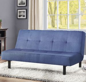 Position Tuffted Futon Black Jmiddle 1364 For In St Louis Mo