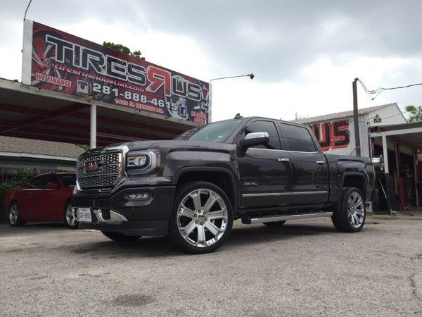 24 Gmc Denali Wheels For Sale In Houston Tx Offerup