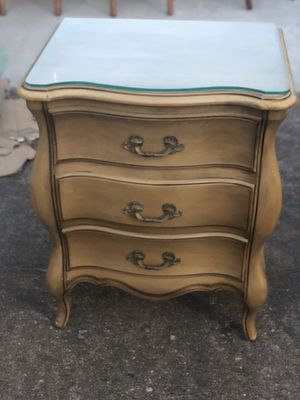 Beautiful Antique Vintage Victorian 3 Drawer Dresser For In Houston Tx