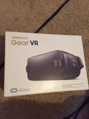 Samsung Gear VR Oculus for Sale in Lacey, WA