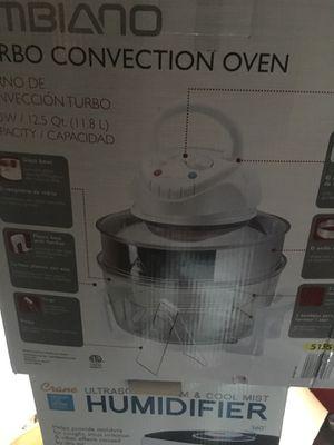 1500 wt Crane Tower fan heater for 80$ for Sale in Oak Park, IL
