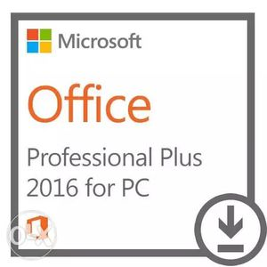 Microsoft Office 2016 Pro plus for Sale in Brooklyn, NY