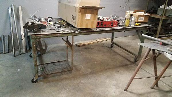 Welding Table For Sale >> Welding Table For Sale In Sacramento Ca Offerup