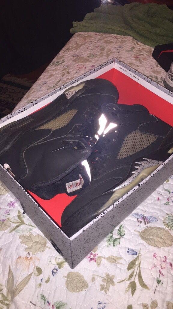 Jordan 5 size 10