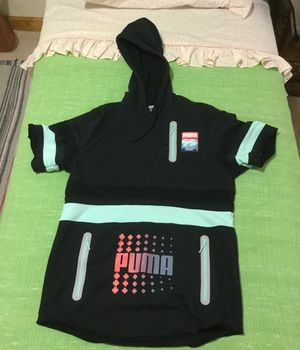 Puma x Pink Dolphin hoodie ONLY WORN ONCE (Large) for Sale in Silver Spring, MD