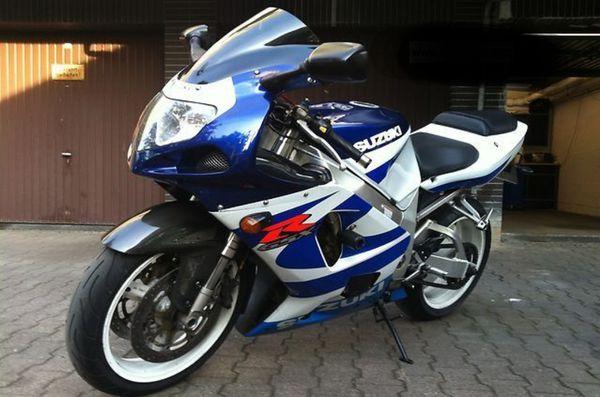 2001 suzuki gsxr 750