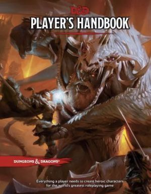 Players Handbook (5th Edition) for Sale in Atlanta, GA
