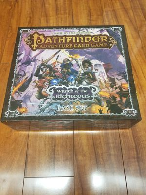 Pathfinder Adventure Card Game: Wrath of the Righteous Board Game for Sale in Annandale, VA