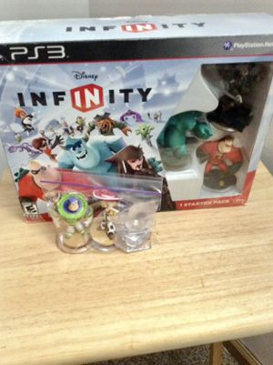 Disney Infinity with Extras for Sale in Parma, OH