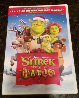 Shrek the Halls - Shrek Christmas DVD for Sale in Sterling, VA