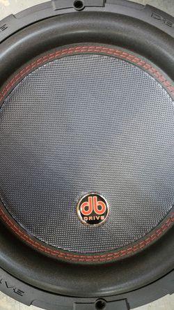 "DB Drive Platinuim 12"" 1750 watts Thumbnail"