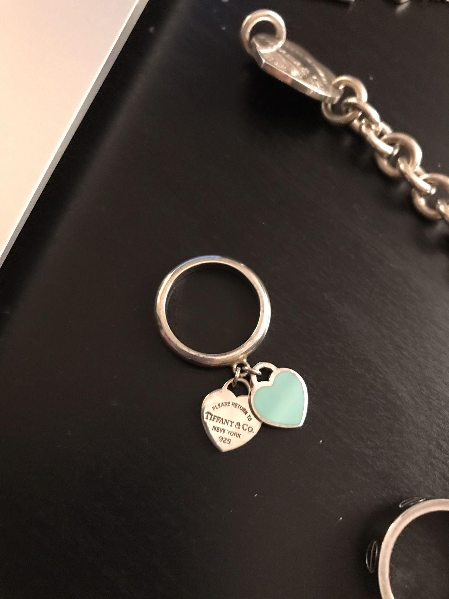 Tiffany & co ring size 6.5