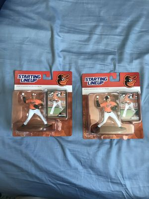Manny machado starting lineup figures for Sale in Springfield, VA