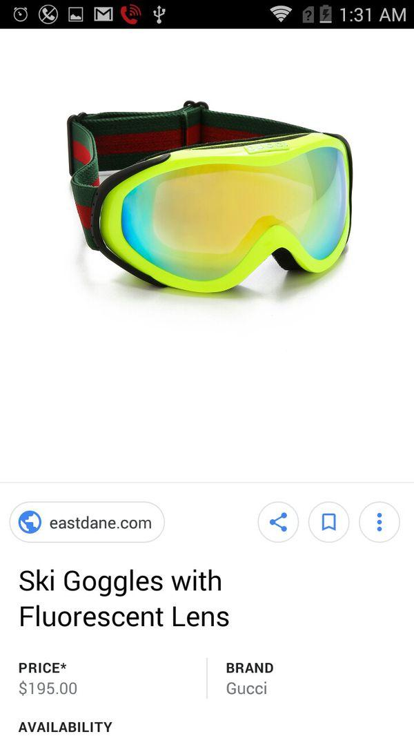 83981597cf1b Ski goggle for Sale in Boston
