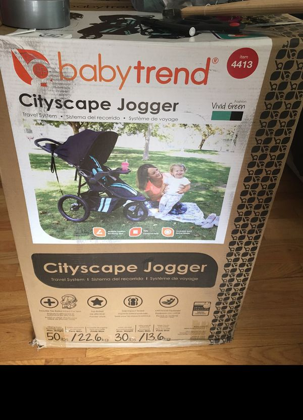 Babytrend Cityscape Jogger Baby Car Seat Base For Sale In Fall River Ma Offerup