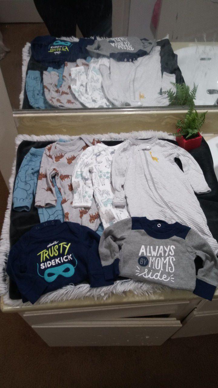 Boy New born bundle