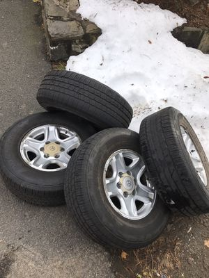Toyota 4runner wheels and tires for Sale in Scarsdale, NY