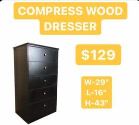 Dresser 5 drawer  Thumbnail