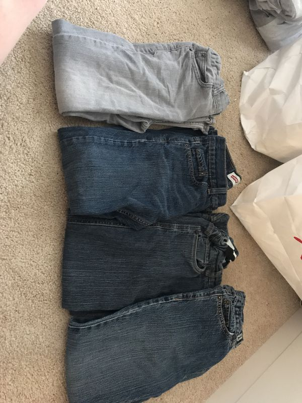 951d3f23c26 Girls Jeans and Short size 10 for Sale in Irvine