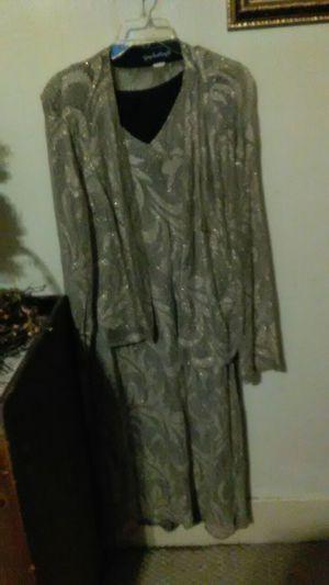 Plus size formal dress. for Sale in Barryton, MI