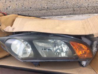 2009 Honda Civic si head lights Thumbnail