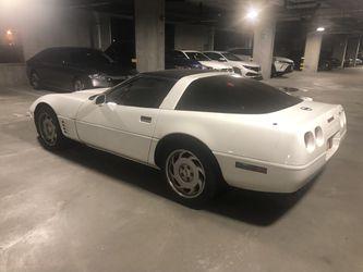 1992 Chevrolet Corvette Thumbnail