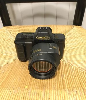 Canon T80 camera with AC35-70 lense for Sale in Riverside, CA