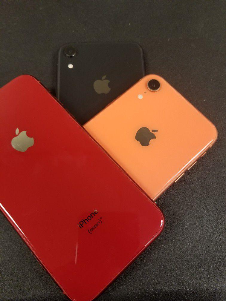 iPhone Xr Unlock Plus Warranty