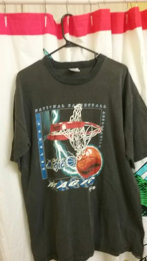 Vintage Orlando Magic Shirt for Sale in Oviedo, FL