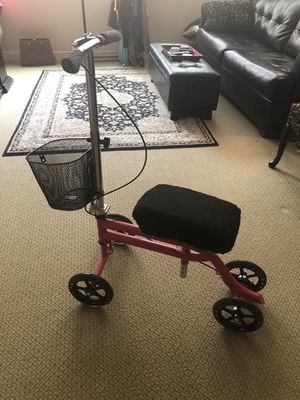 Pink knee rover for Sale in Washington, DC