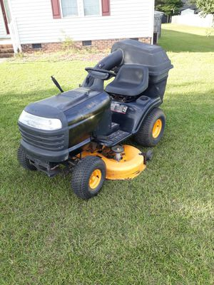 New And Used Riding Lawn Mower For Sale In Garner Nc Offerup