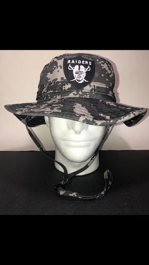 Raiders boonie hats any team 20.00 each I can ship for Sale in Ontario 0bd6b47e9216