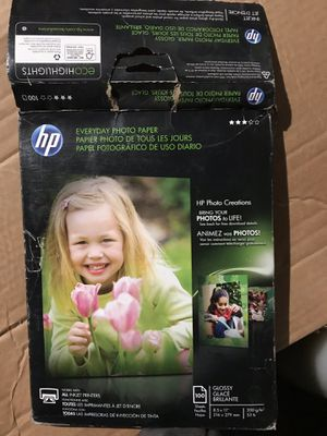 Printer paper for Sale in Madera, CA