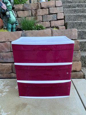 Photo Pick up today storage drawer organizer