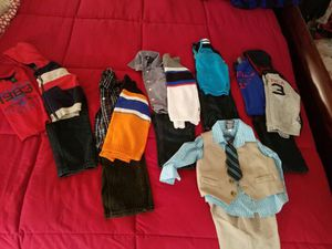 Boys clothes 24mths old 6 sets for $60 for Sale in Powhatan, VA