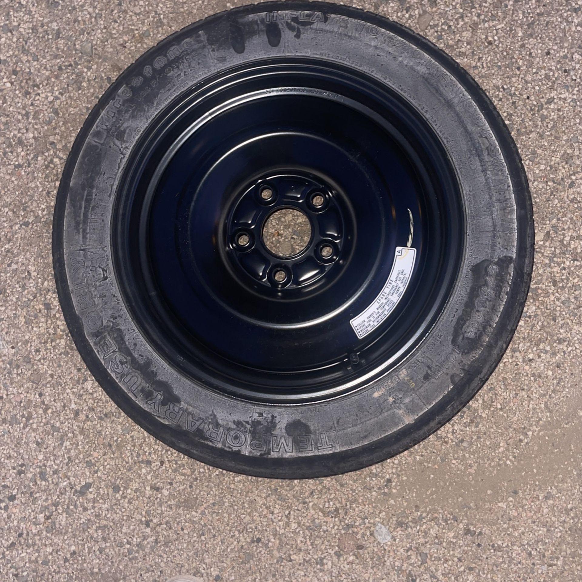 Acura TL Spare Tire