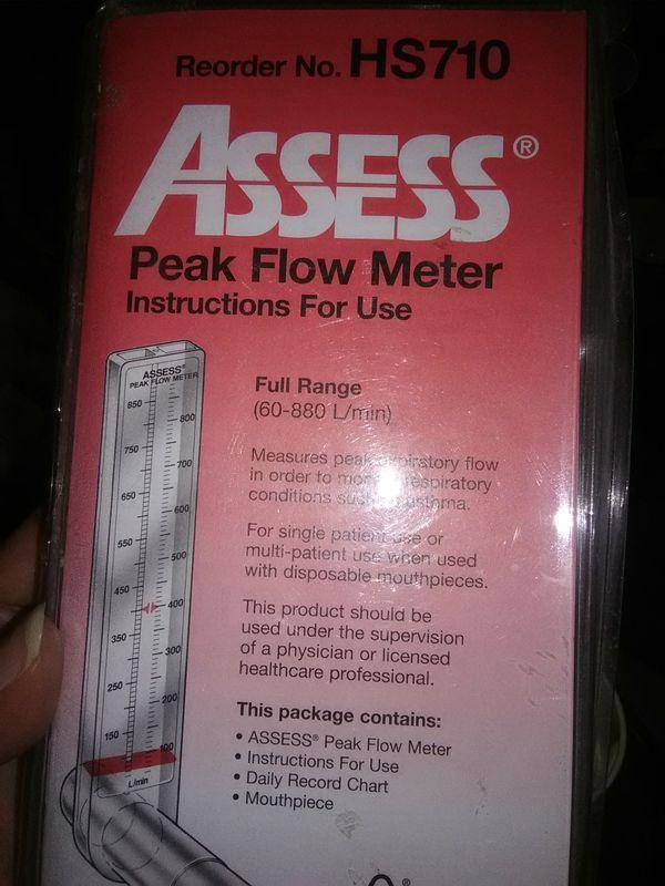 Peak Flow Meter Business Equipment In Belton Tx Offerup
