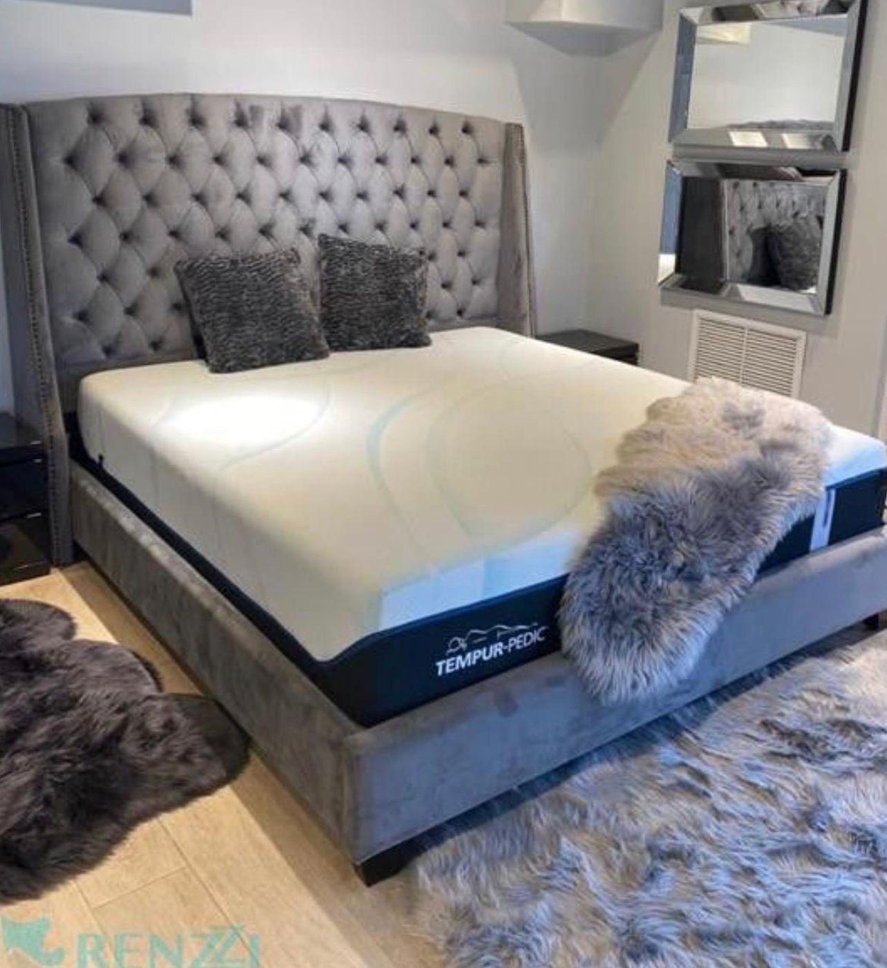 King Bed 🛏