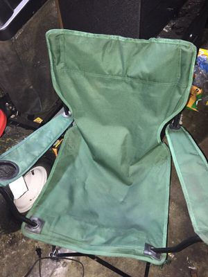 Camping chair for Sale in Seattle, WA