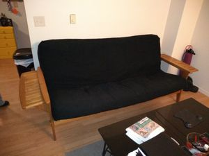 Really Nice Futon For In Olympia Wa