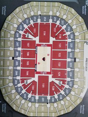 2 Ohio State Buckeyes Men's Basketball Tickets vs South Carolina State Sec 117 Row B for Sale in GRANDVIEW, OH