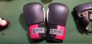 Contender boxing gloves for Sale in Tacoma, WA