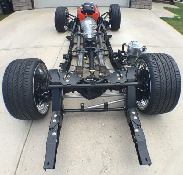Used Tires San Jose >> 63-72 C10 porterbuilt fab rear dropmember kit for Sale in ...