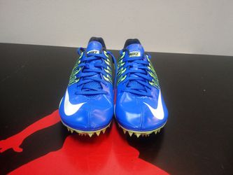 "Nike zoom celar 5 ""Blue/volt"" size10.5W 9M Thumbnail"