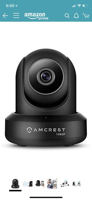 Amcrest ProHD WiFi IP Security Camera for Sale in Seattle, WA